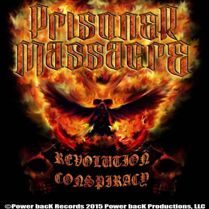 Revolution Conspiracy EP cover art
