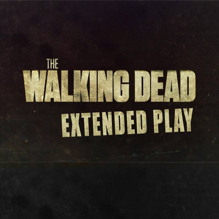 The Walking Dead EP - HipHop cover art