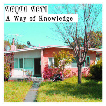 A Way of Knowledge - EP cover art