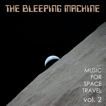 Music for space travel vol.2 cover art