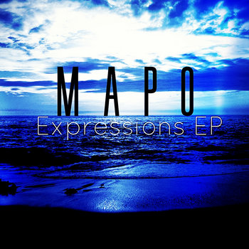 Expressions EP cover art