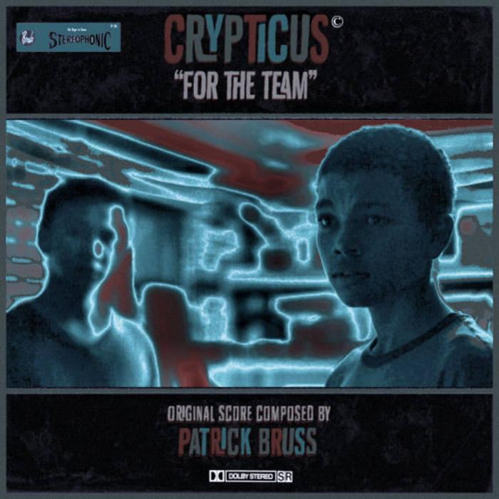 """""""For The Team"""" Original Score cover art"""