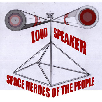 Loudspeaker cover art