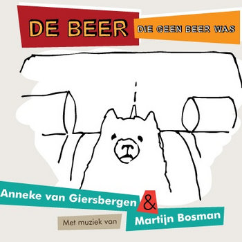 De beer die geen beer was cover art