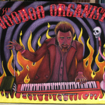The Voodoo Organist Live at The Cooler Lounge cover art