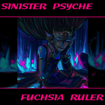 Fuchsia Ruler - Single cover art
