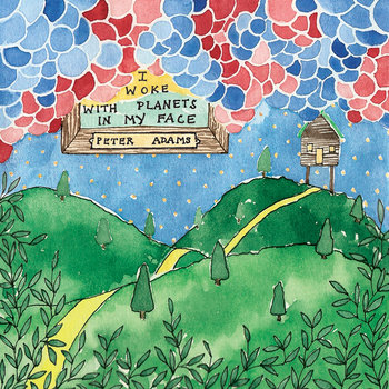 I Woke With Planets In My Face cover art