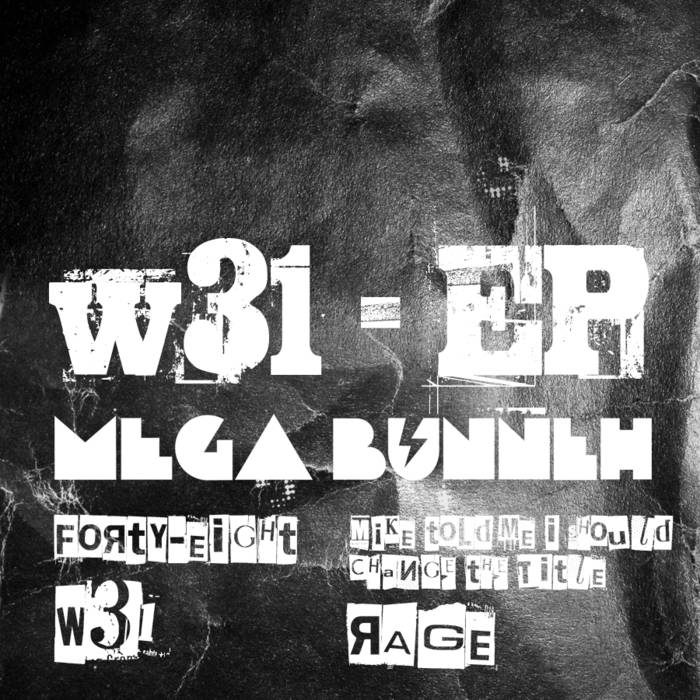 w31 - EP cover art
