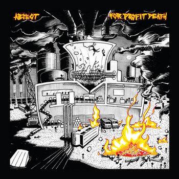 For Profit//Death cover art