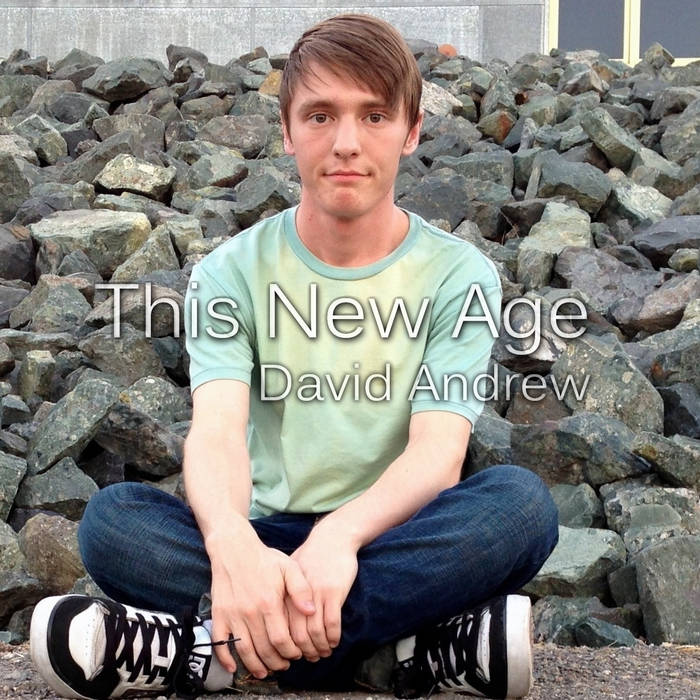 This New Age cover art