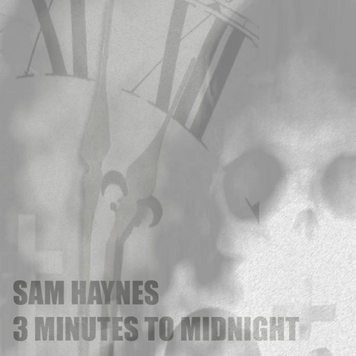 3 minutes to Midnight cover art