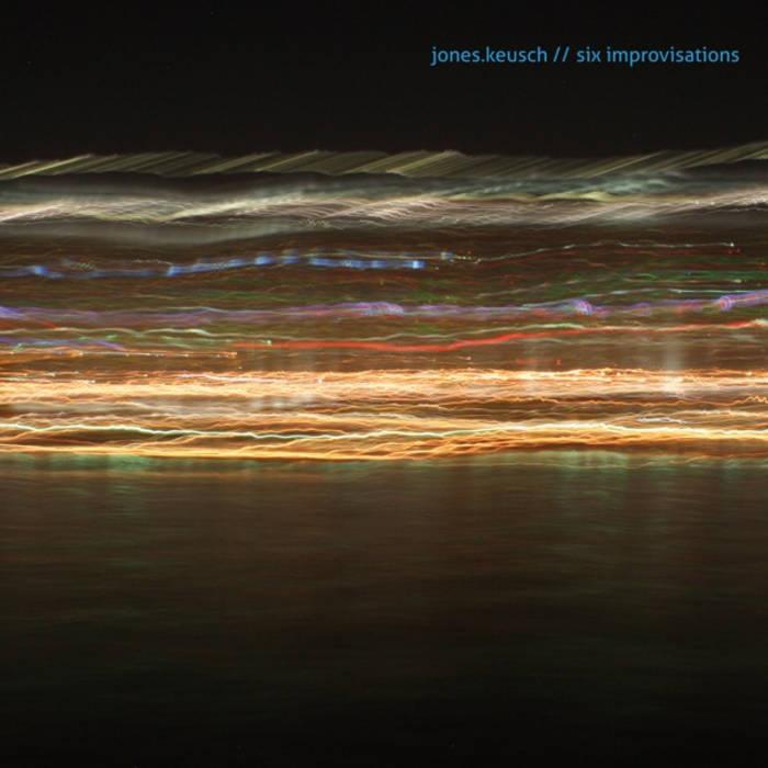 six improvisations cover art
