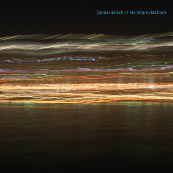 six improvisations cover art