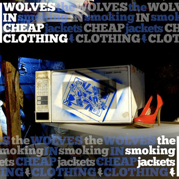 Wolves in Cheap Clothing – EP cover art