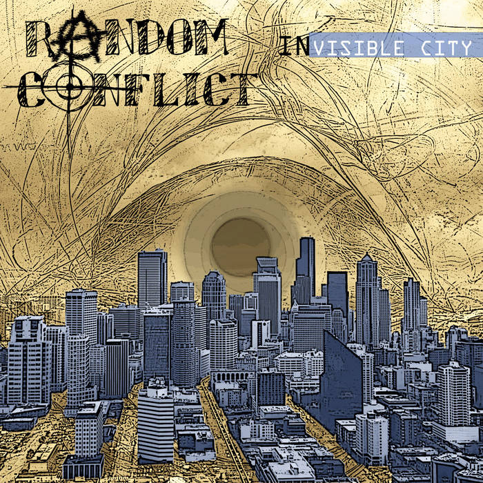 Invisible City cover art