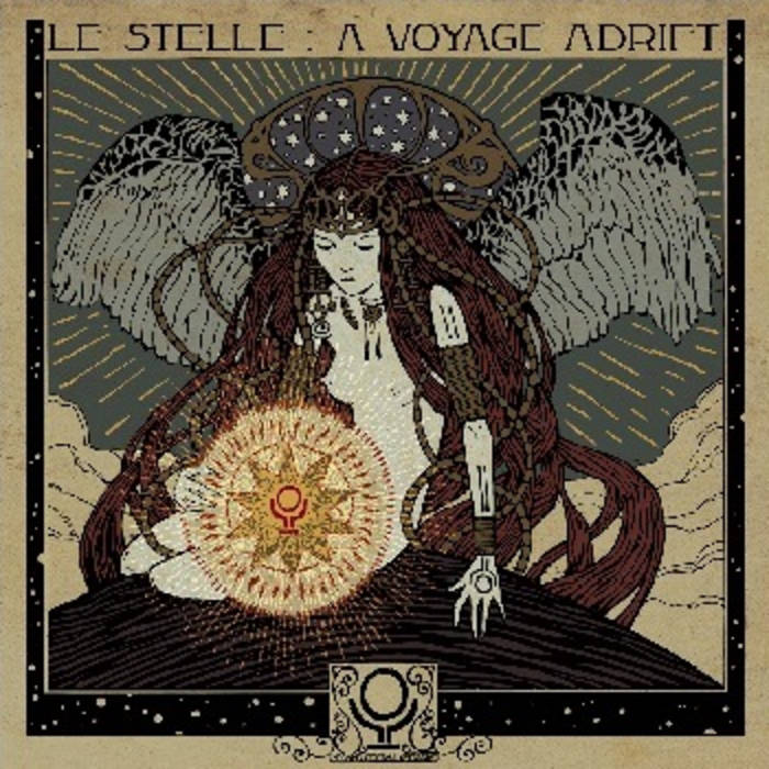 LE STELLE: A VOYAGE ADRIFT cover art