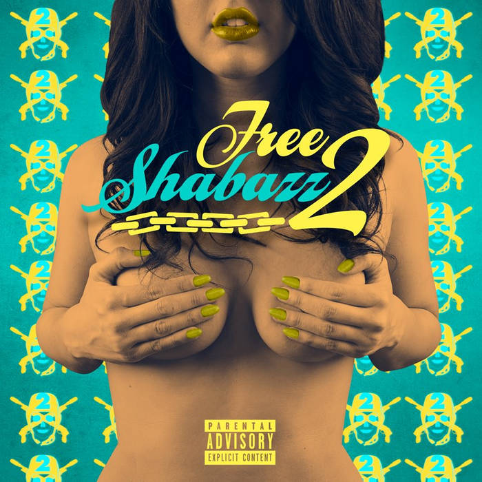Free Shabazz 2 cover art