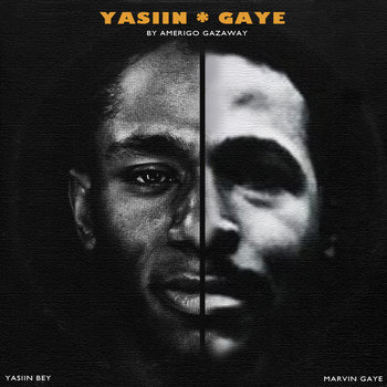 Yasiin Gaye: The Departure (Side One) cover art