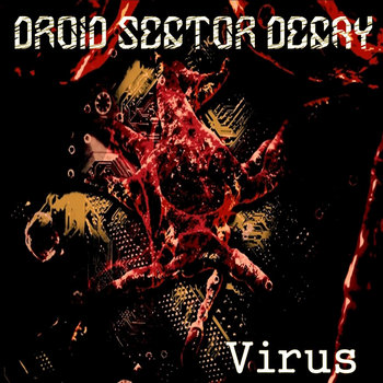 Virus cover art