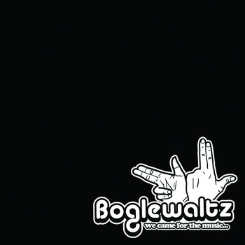 Boglewaltz - We Came For The Music... cover art