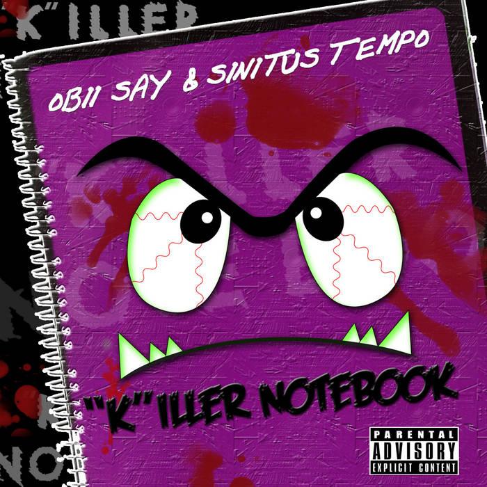 Killer Notebook cover art