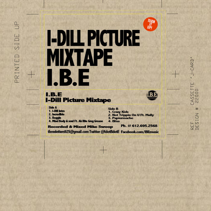 I-Dill Picture cover art