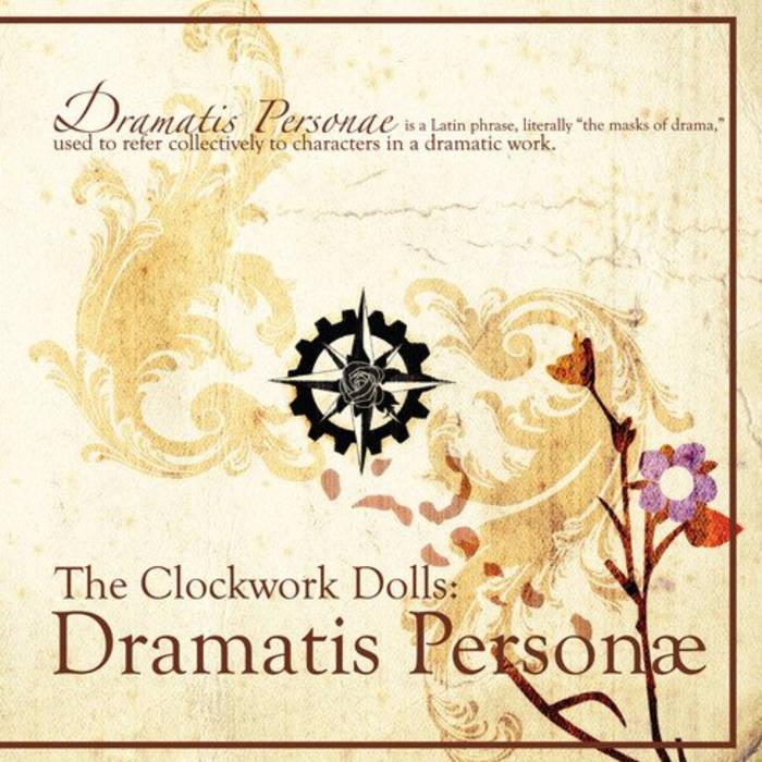 Dramatis Personae cover art