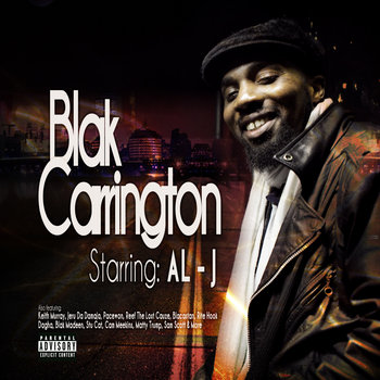 Blak Carrington cover art
