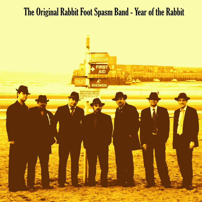 Year of the Rabbit cover art