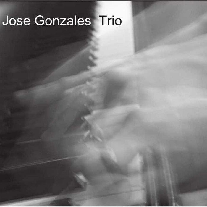 Jose Gonzales Trio cover art