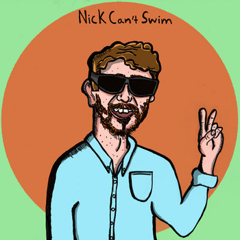 nick can't swim cover art