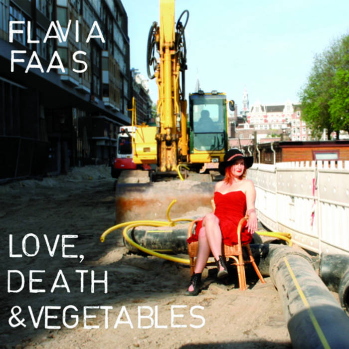 Love, Death & Vegetables cover art