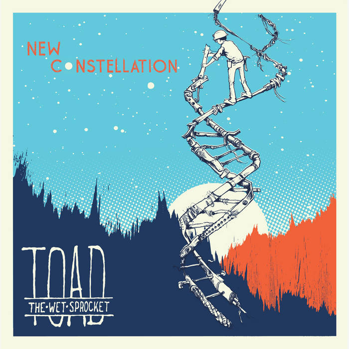 New Constellation cover art