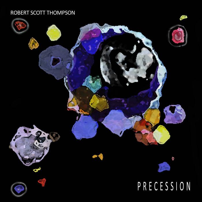 Precession cover art