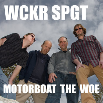 Motorboat the Woe cover art