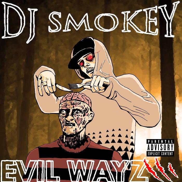Evil Wayz Vol 3 cover art