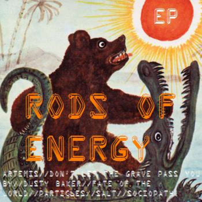 Rods of Energy cover art