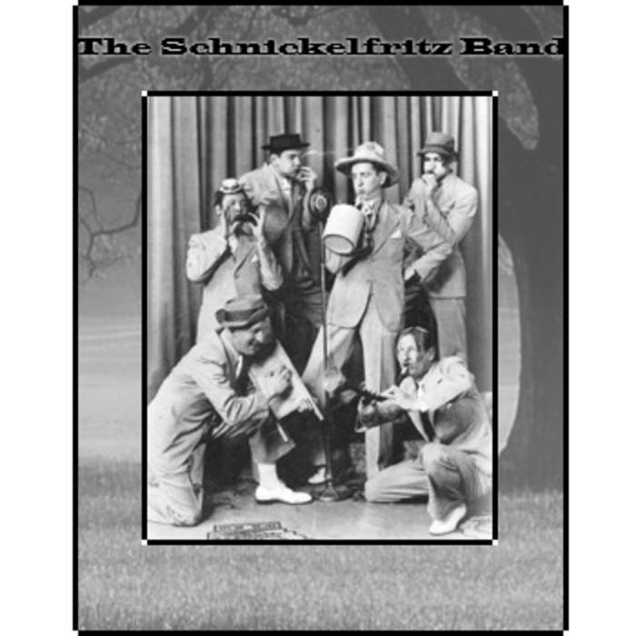 Freddie Fisher & The Schnickelfritz Band cover art
