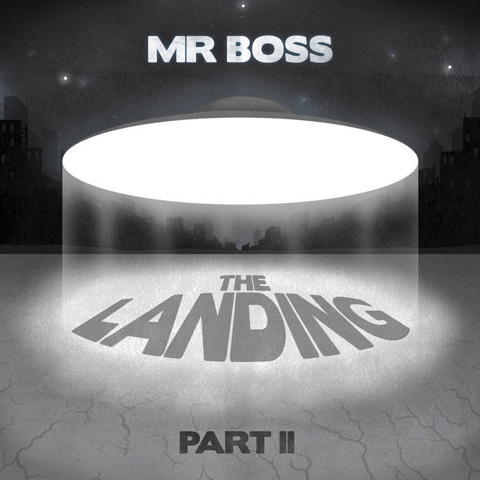 The Landing (Part 2) cover art