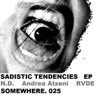 025/ - Sadistic Tendencies EP cover art