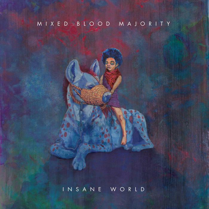 Insane World cover art
