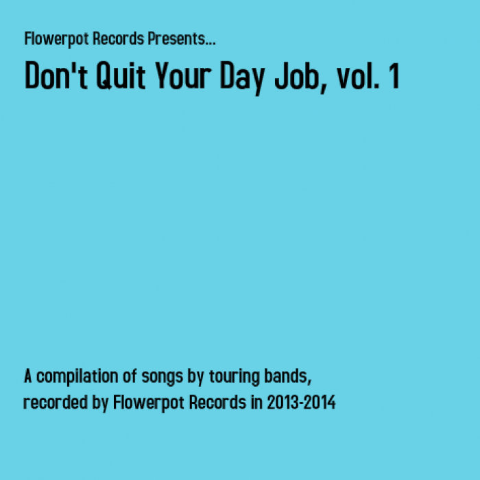 Don't Quit Your Day Job, vol. 1 cover art