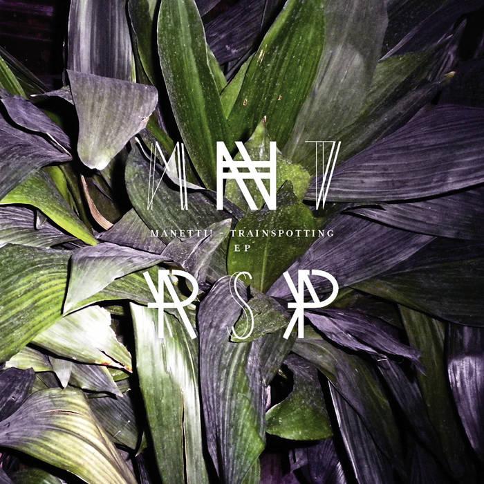 Trainspotting EP cover art