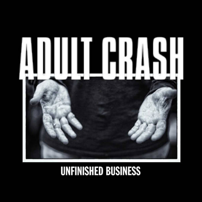 Unfinished Business cover art