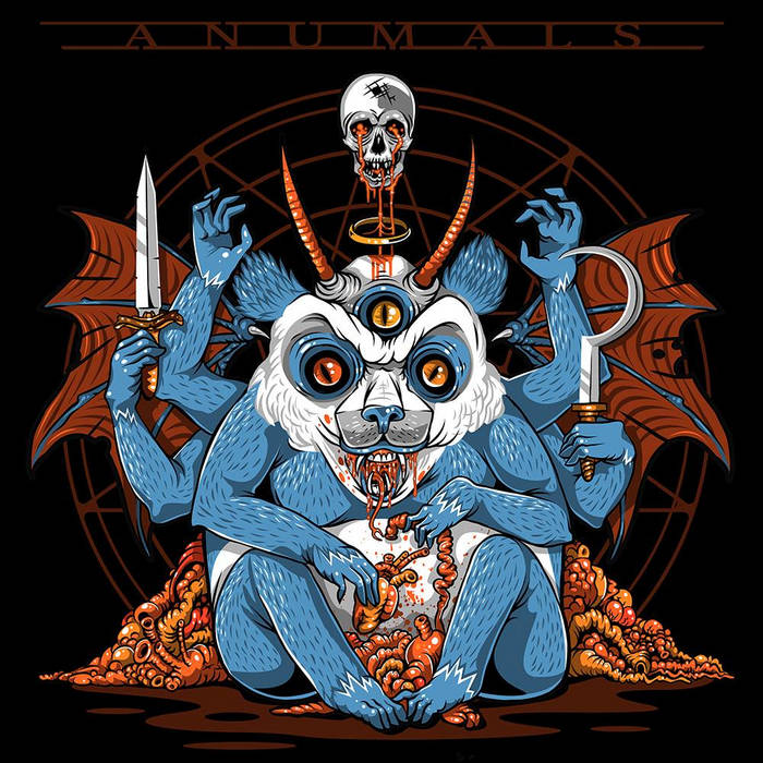 SUMMON - ANUMALS (2016)
