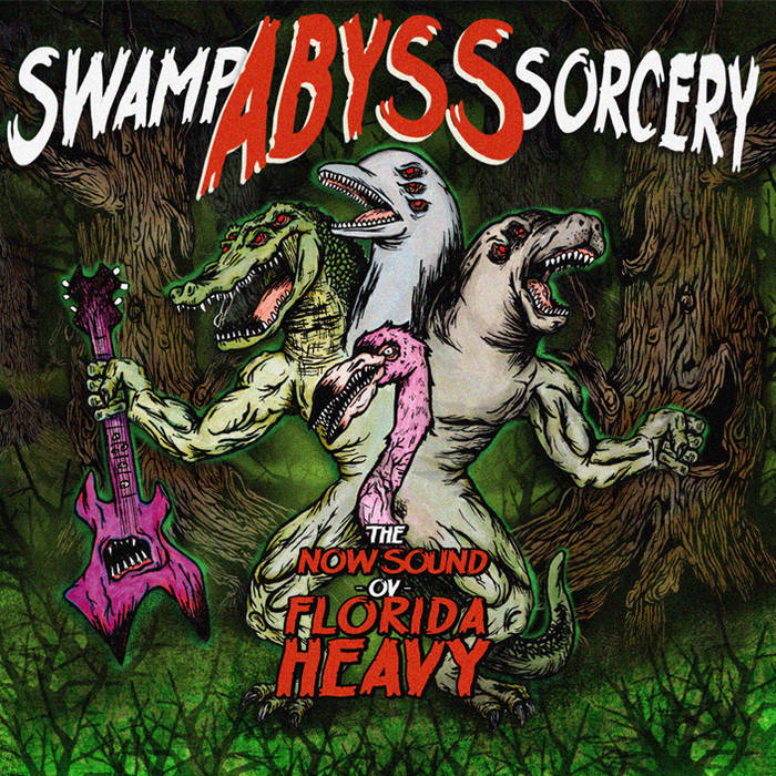 SWAMP ABYSS SORCERY cover art