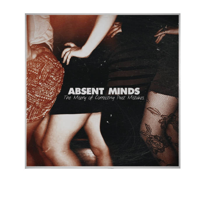The Misery of Correcting Past Mistakes cover art