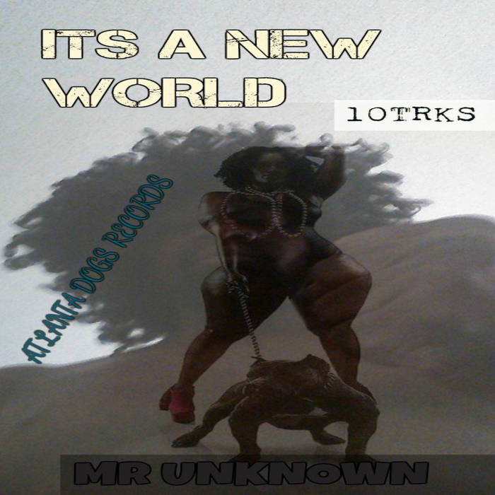 ITS A NEW WORLD cover art