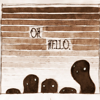 The Oh Hello's cover art