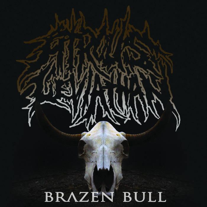 Brazen Bull cover art